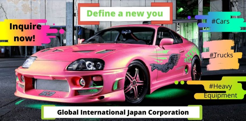 GIJC Car Exporter Winter 2019 Banner Define a new you