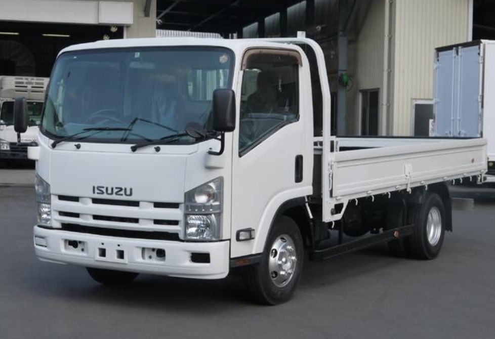 2012 Isuzu Elf Dropside