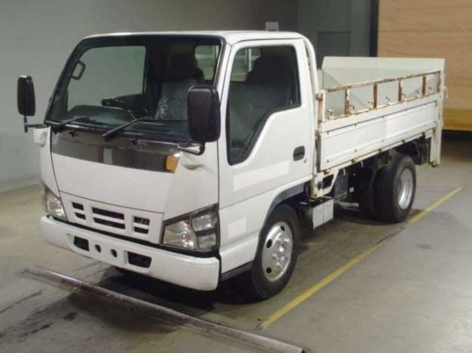2006 Isuzu Elf Dropside Powergate