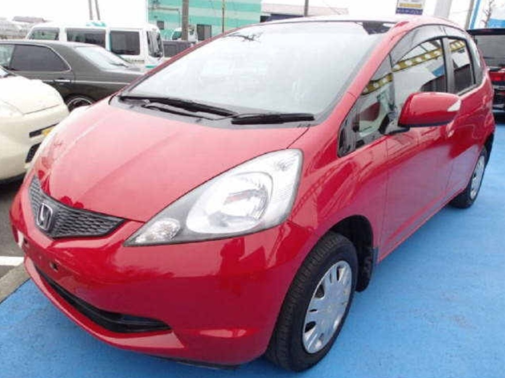 2010 Honda Fit  Smart Selection