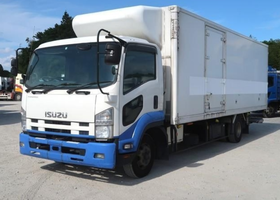 2010 Isuzu Forward Freezer Truck