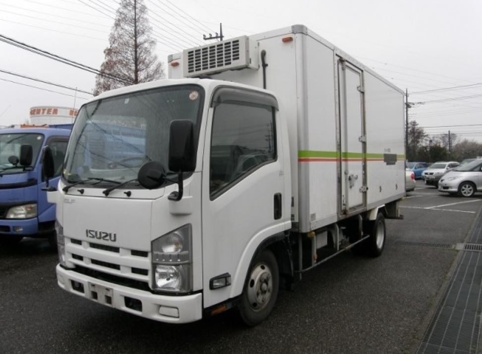 2007 Isuzu Elf Freezer Truck