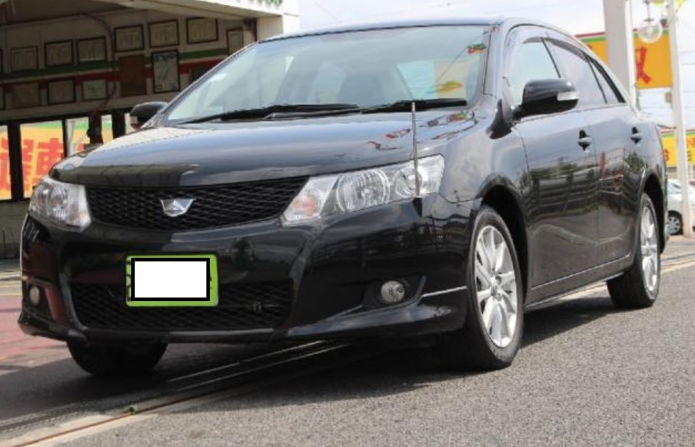 2008 Toyota Allion A20 S Package