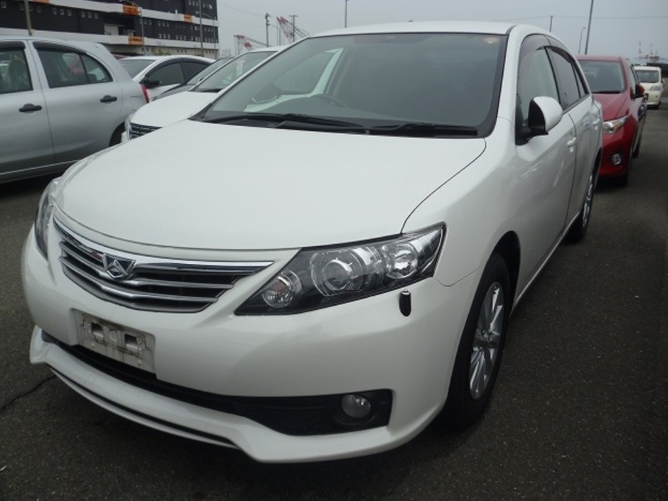 2010 Toyota Allion A15 G Package