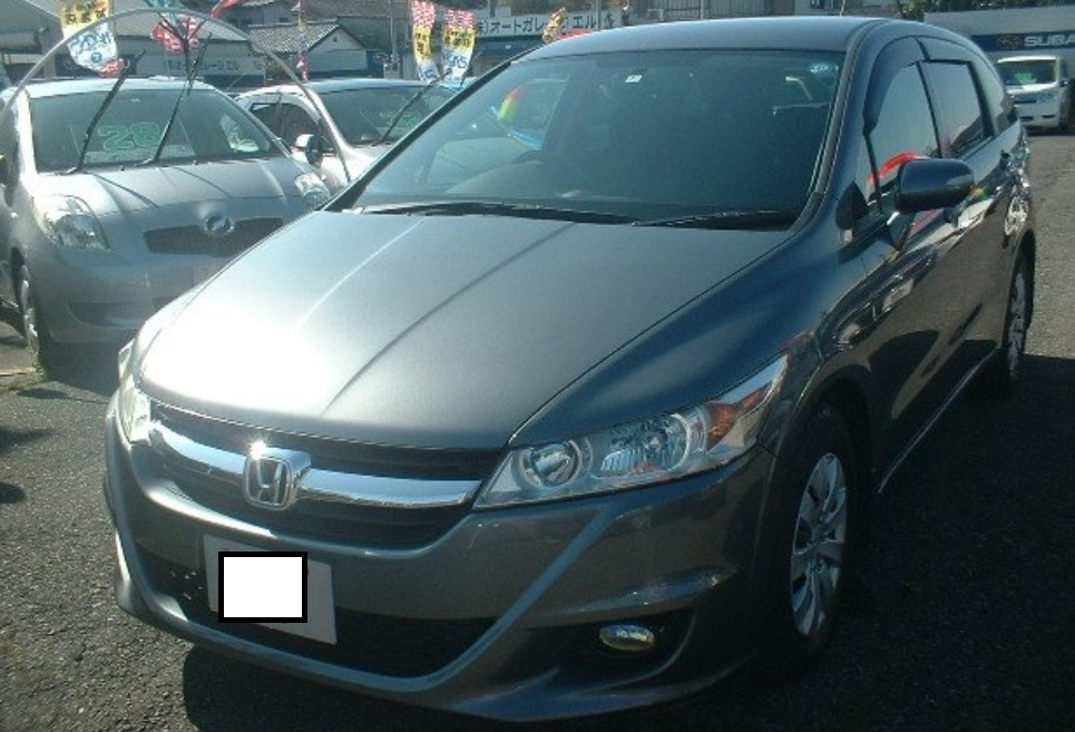 2010 Honda Stream X HDD Navi Package