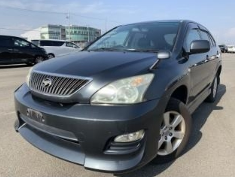 2006 Toyota Harrier 240G L Package Leather Seat