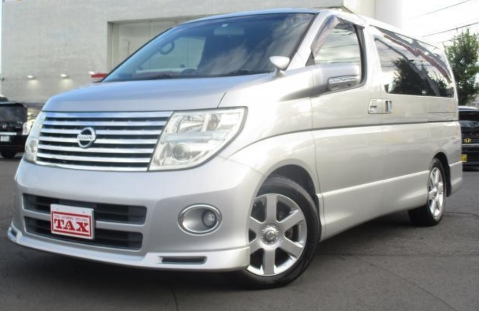 2007 Nissan Elgrand Highway Star Urban Selection
