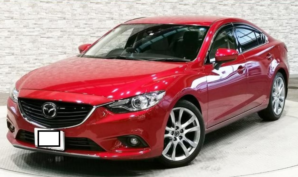 2013 Mazda Atenza Sedan XD L Package