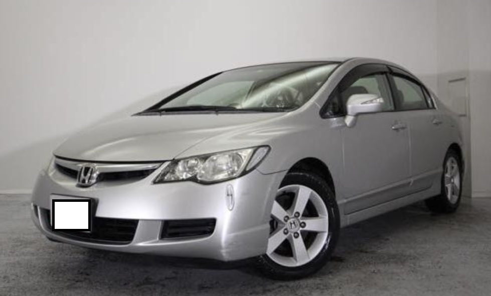 2006 Honda Civic 1.8 GL