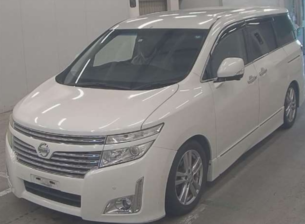 2010 Nissan Elgrand 350 Highway Star Premium