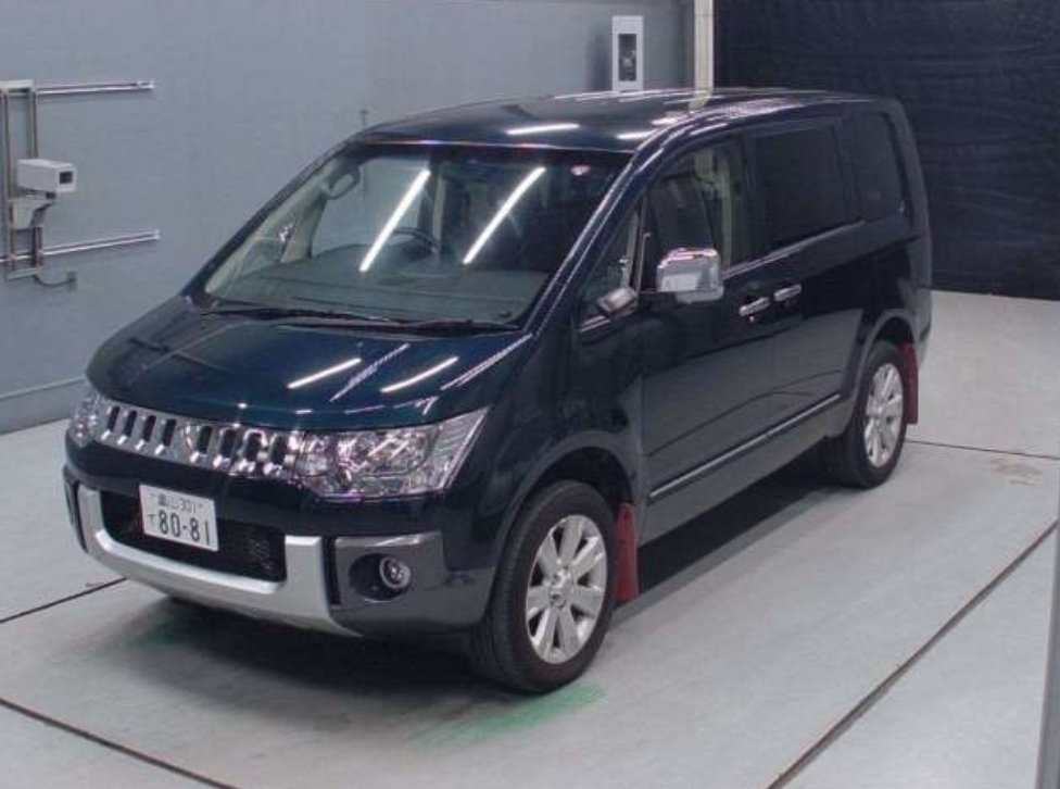 2013 Mitsubishi Delica D5 D Power Package