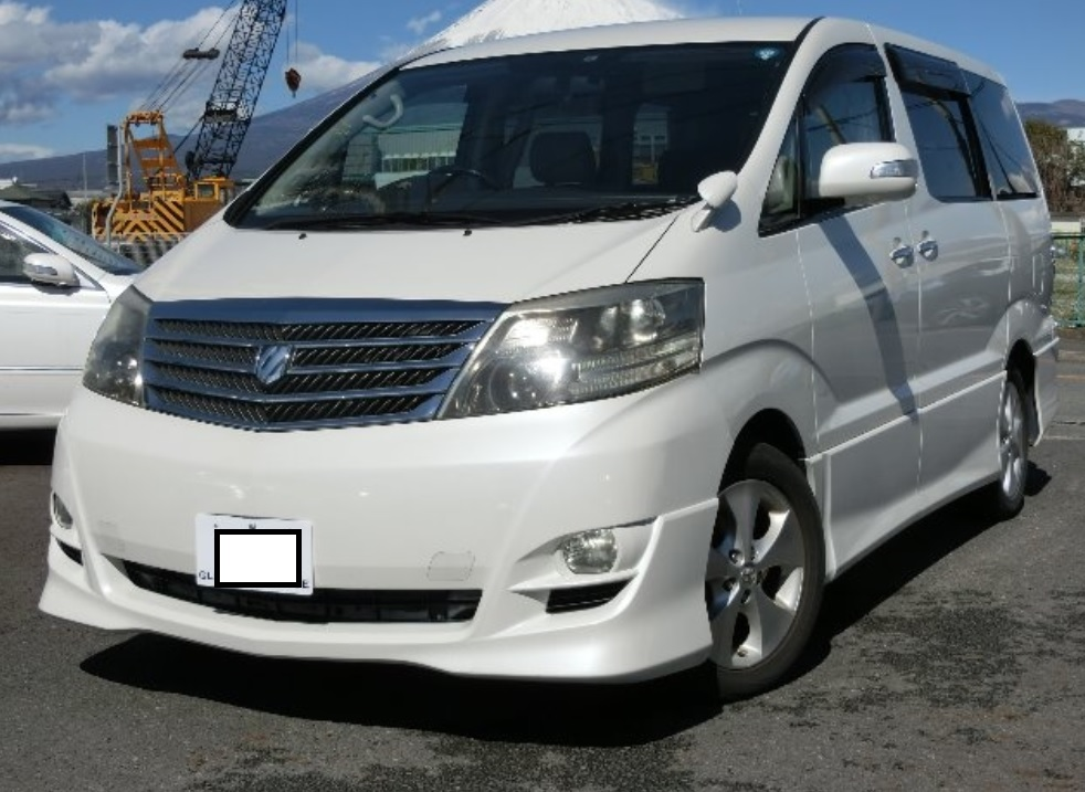 2006 Toyota Alphard AS LTD