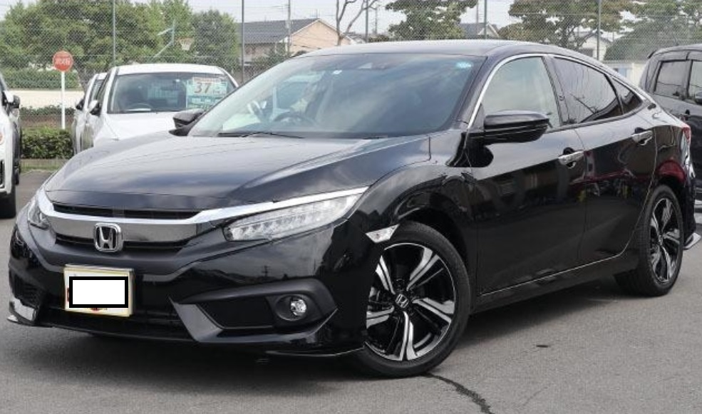 2017 Honda Civic 1.5