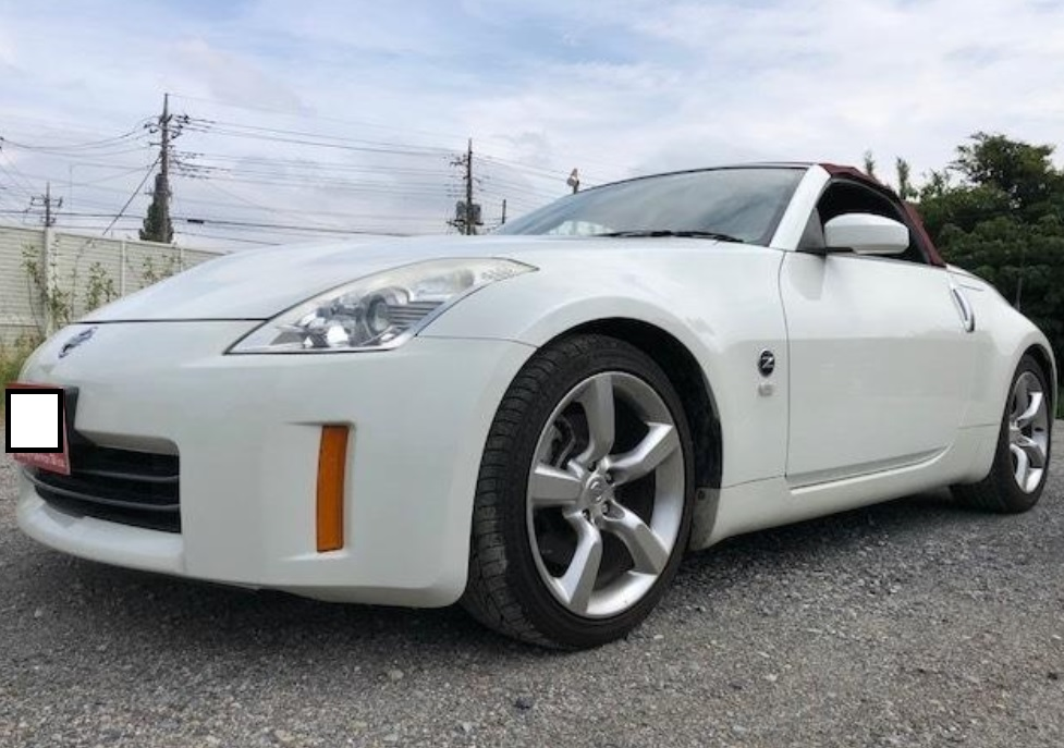 2007 Nissan Fairlady Z Roadstar Version Z