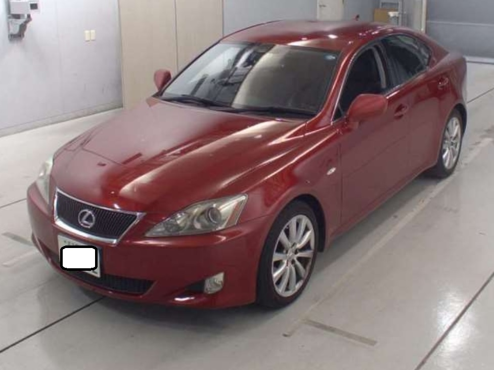 2007 Lexus IS250 Version I
