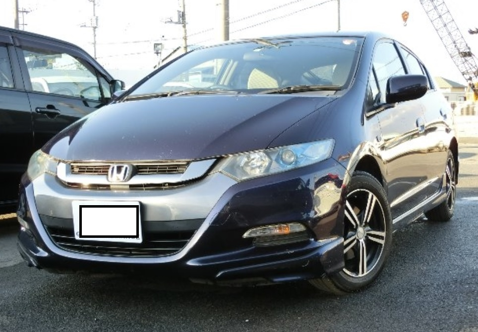 2010 Honda Insight Grade G