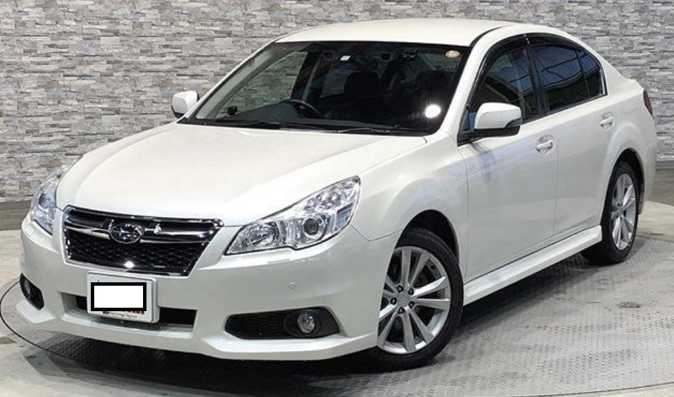 2012 Subaru Legacy B4 2.5i Eyesight