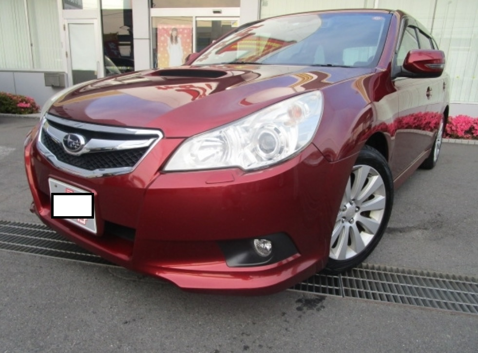 2010 Subaru Legacy Wagon 2.5 GT Eyesight