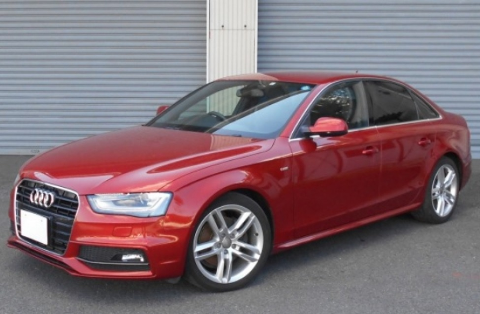 2012 Audi A4 2.0TFSI S Line Package