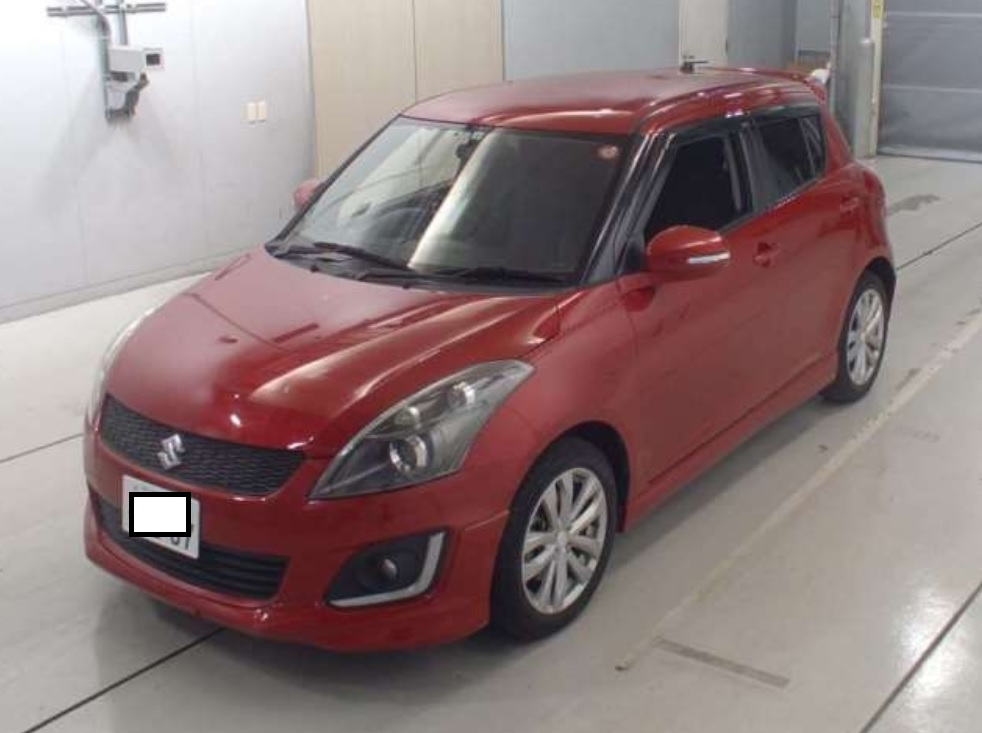 2014 Suzuki Swift RS