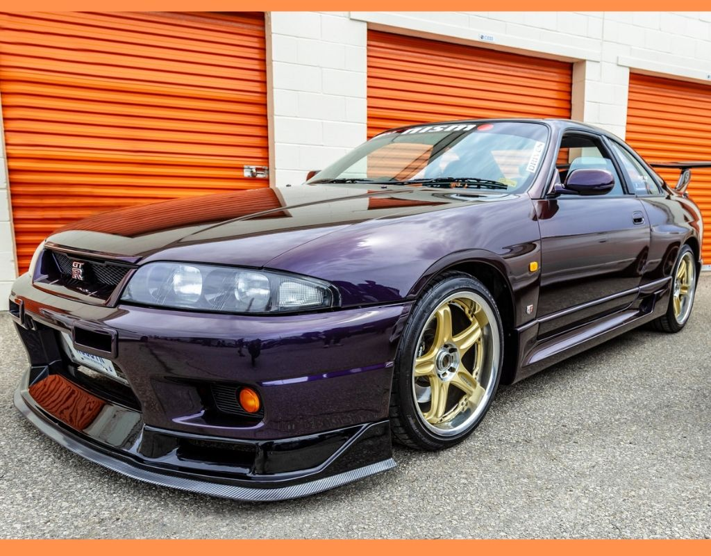 Nissan GT-R Modified Car and Japanese Car Culture