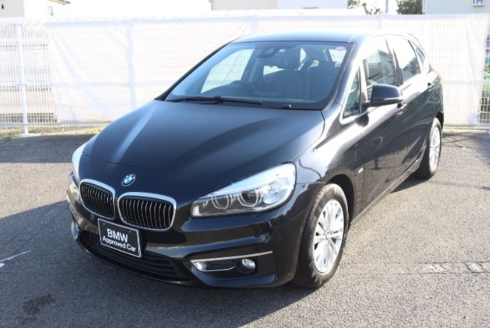 2016 BMW 218D Luxury
