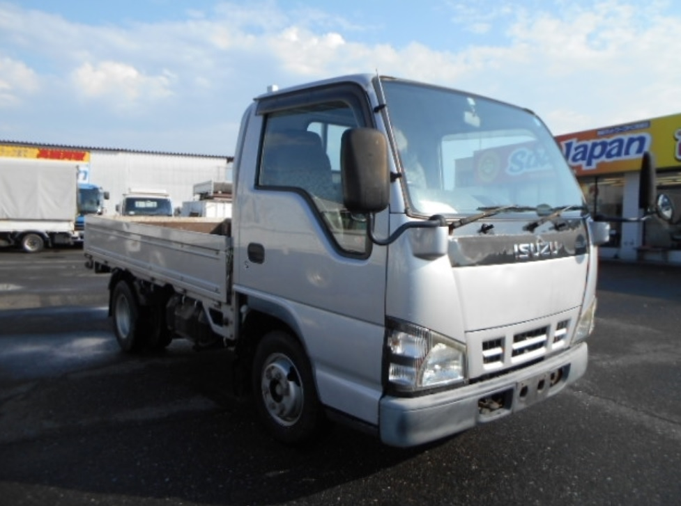 2005 Isuzu Elf Dropside